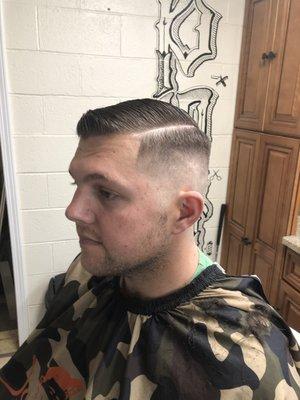 Mid-town Barbershop