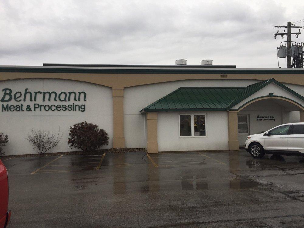 Behrmann Meat & Processing: 303 State Rte 161 E, Albers, IL
