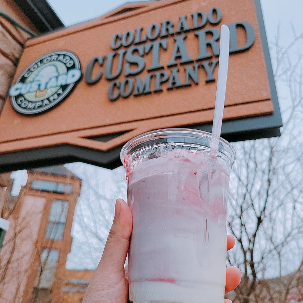 Colorado Custard Company: 906 Manitou Ave, Manitou Springs, CO