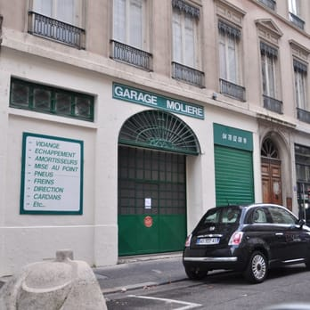Garage moli re r paration auto 6 rue moli re foch for Garage avatacar lyon 8