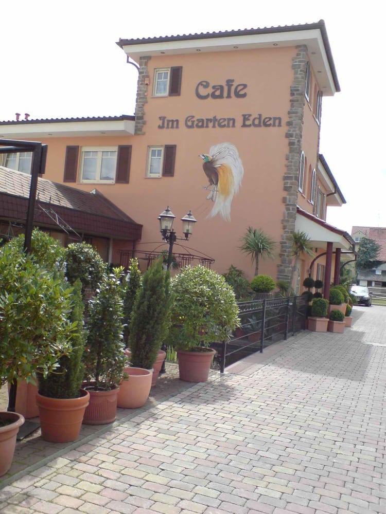 Photos For Café Im Garten Eden Yelp