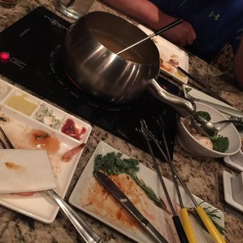 The Melting Pot is the original fondue restaurant where guests can enjoy several fondue cooking styles and a variety of unique entrees, salads, and indulgent desserts.