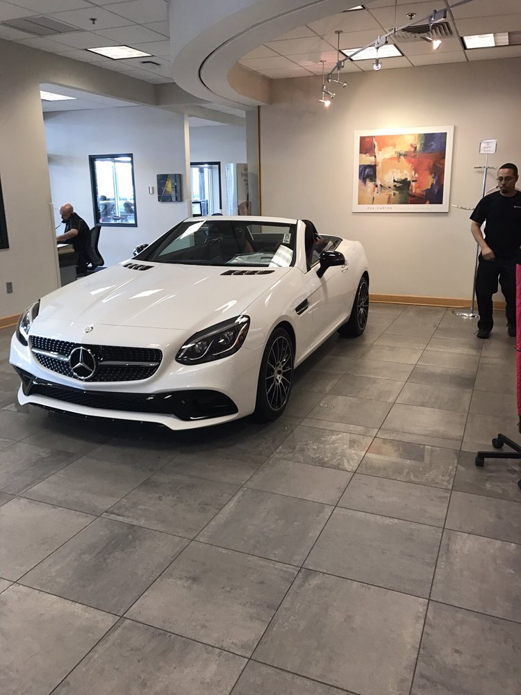 Drop the top yelp for Palm beach mercedes benz