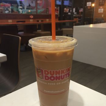 348s How Much Is A Small Iced Coffee At Dunkin Donuts