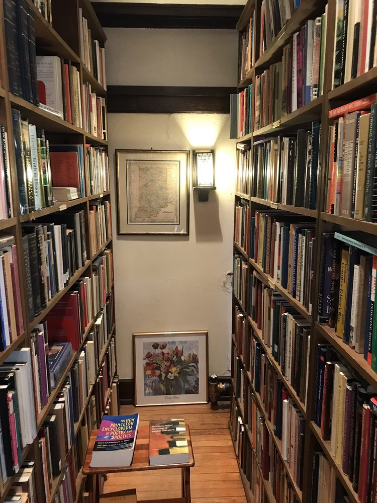 Erasmus Books: 1027 E Wayne St, South Bend, IN