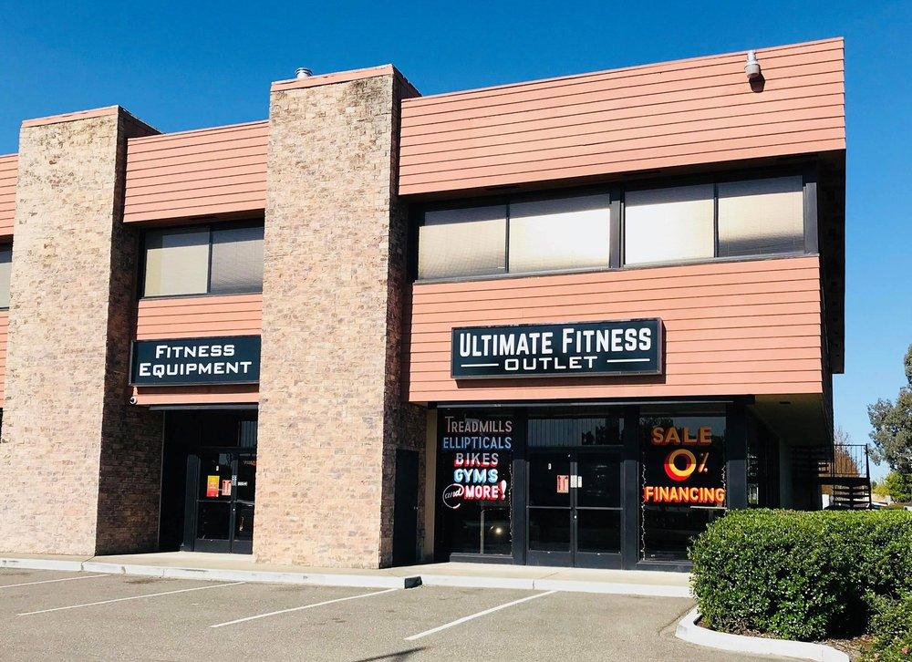 Ultimate Fitness Outlet: 5665 Redwood Dr, Rohnert Park, CA