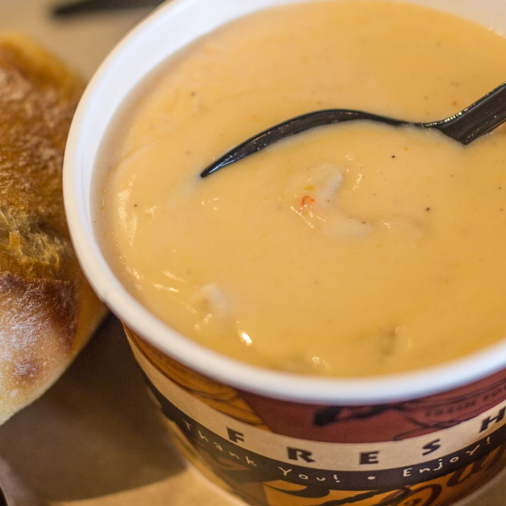Food from Zoup!