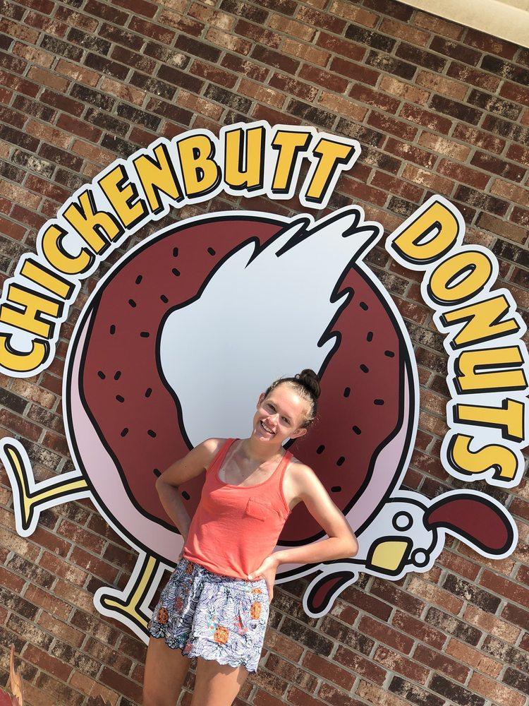 Chickenbutt Donuts: 2130B Dutch Fork Rd, Chapin, SC