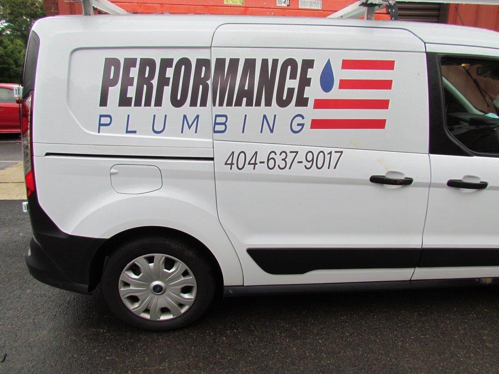 Performance Plumbing: 210 Valley St, Ball Ground, GA