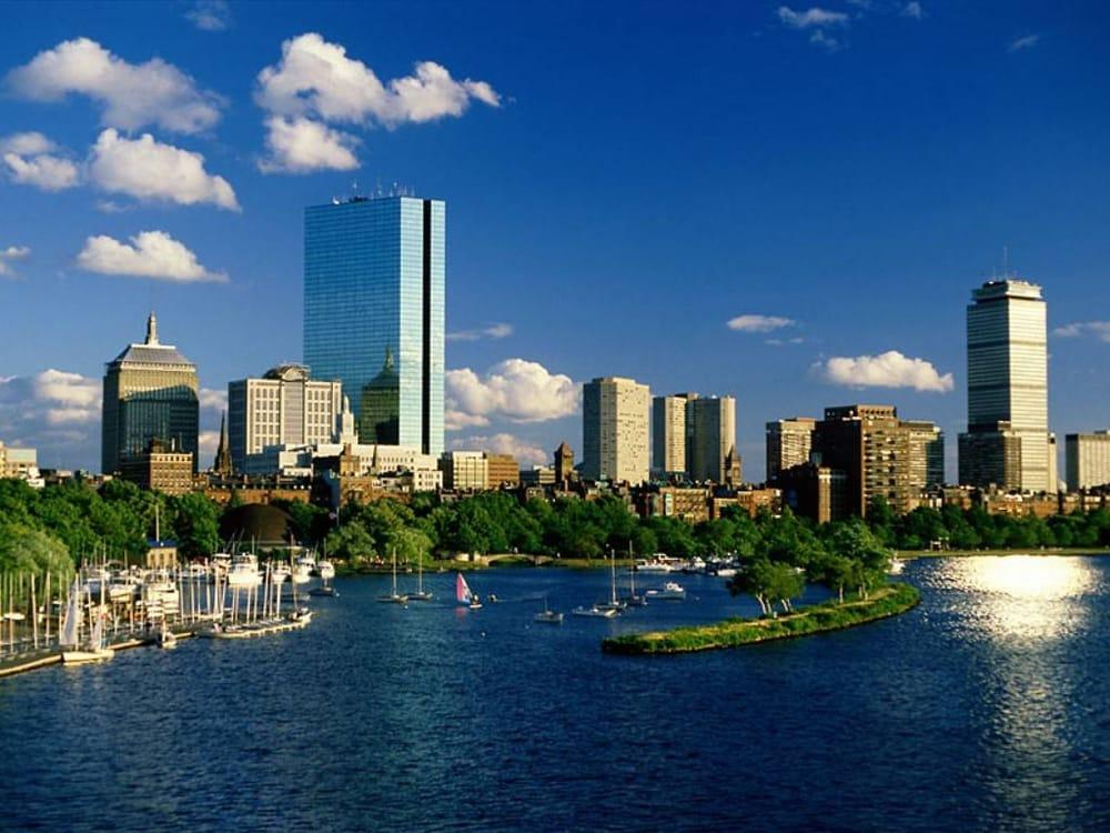 Boston Airport Express: 82 Broad St, Boston, MA