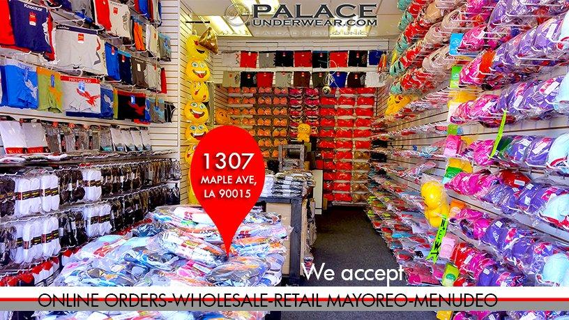 d9137b4cc Nueva tienda de ropa interior por mayoreo en 1307 Maple Ave
