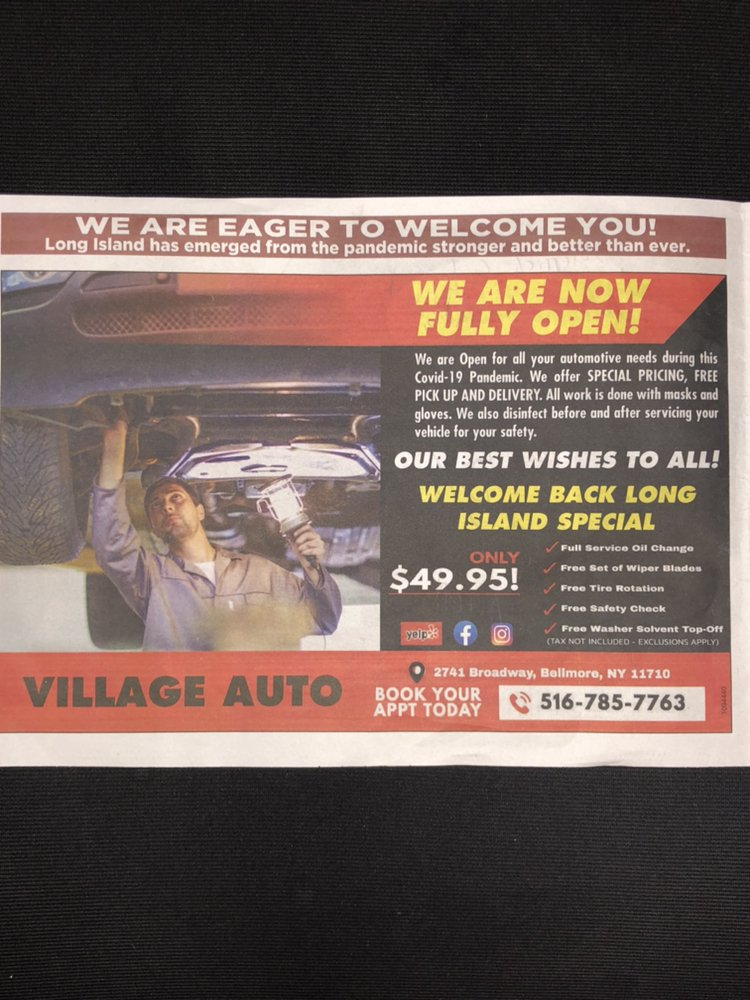 Towing business in Bellmore, NY