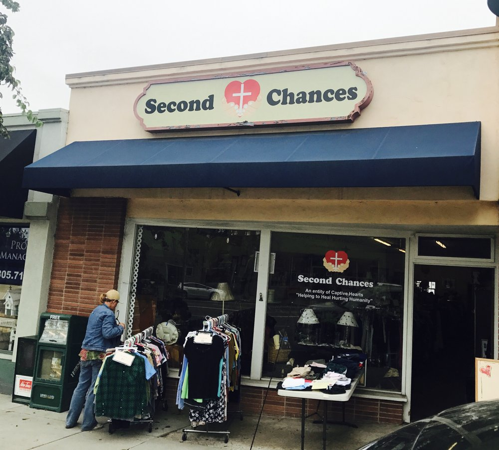 Second Chances: 911 W Grand Ave, Grover Beach, CA