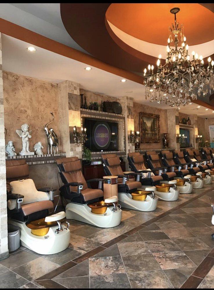 OPI Nails Lounge & Spa: 1816 S Clack St, Abilene, TX