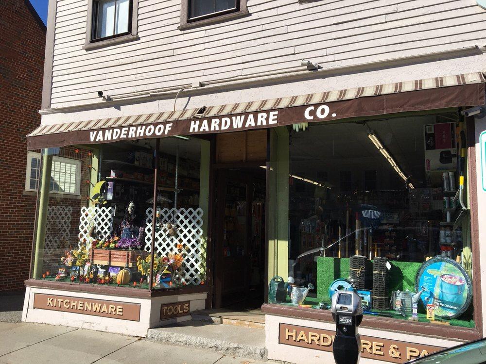 Vanderhoof Hardware