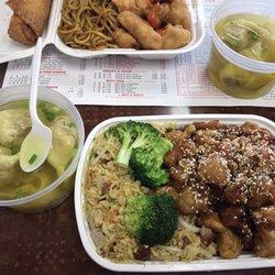 Photo Of Hong Kong Chinese Restaurant Winston M Nc United States Wonton