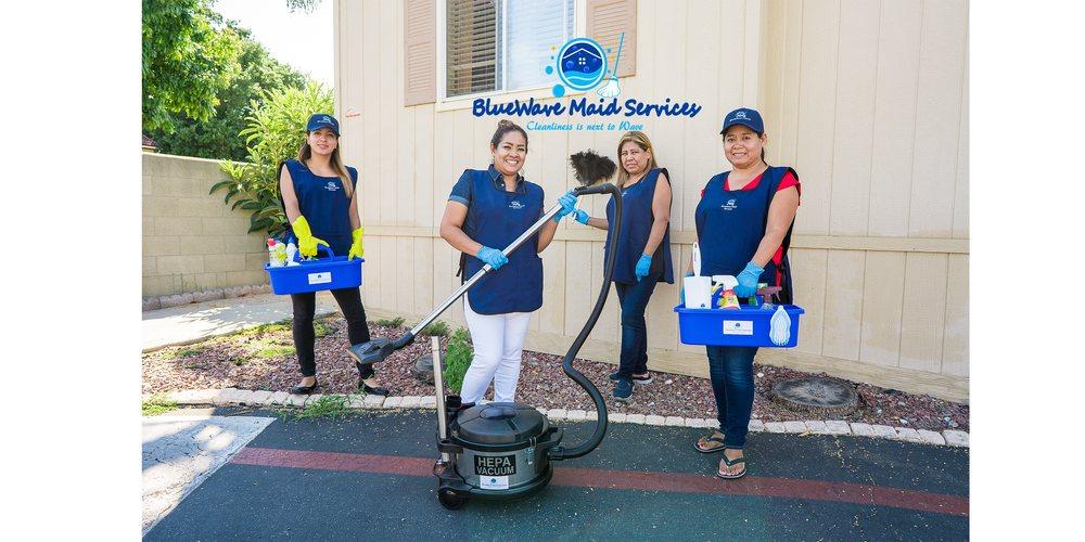 Bluewave Maid Services: Baldwin Park, CA