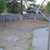 Photo Of Anderson Landscaping Fresno Ca United States Our Backyard Before Was