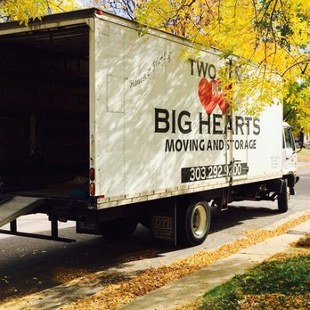 Charmant Photo Of Two Men With Big Hearts Moving And Storage   Denver, CO, United