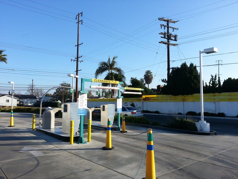 Drive Thru Express Car Wash Anaheim Ca