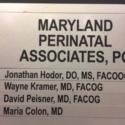 Maryland Perinatal Associates Obstetricians Gynecologists
