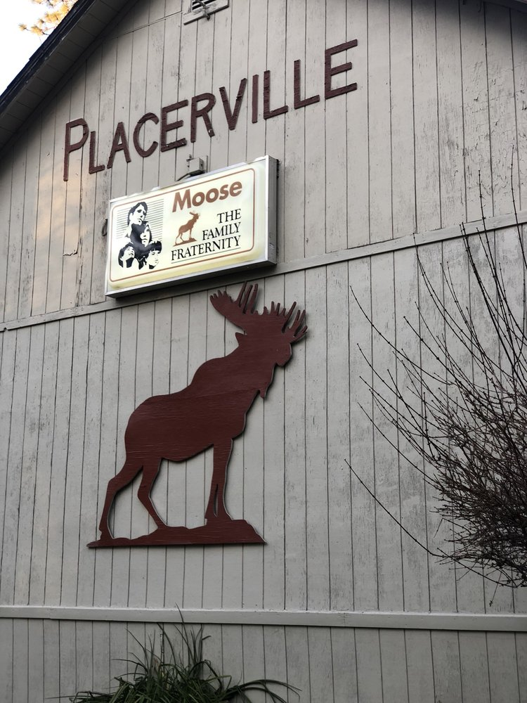 Moose Lodge Number 1979: 4310 Eight Mile Rd, Camino, CA