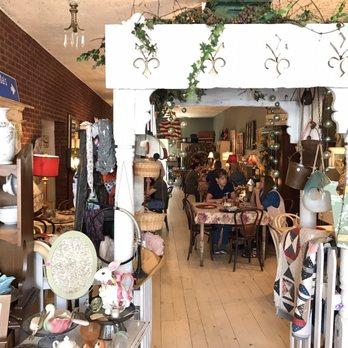 Tea Room In Sparta Tn