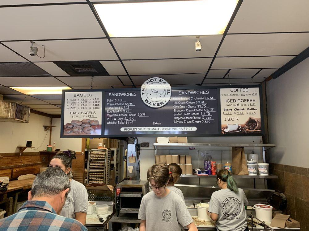 The Hot Bagel Bakery: 67 Monmouth Rd, Oakhurst, NJ