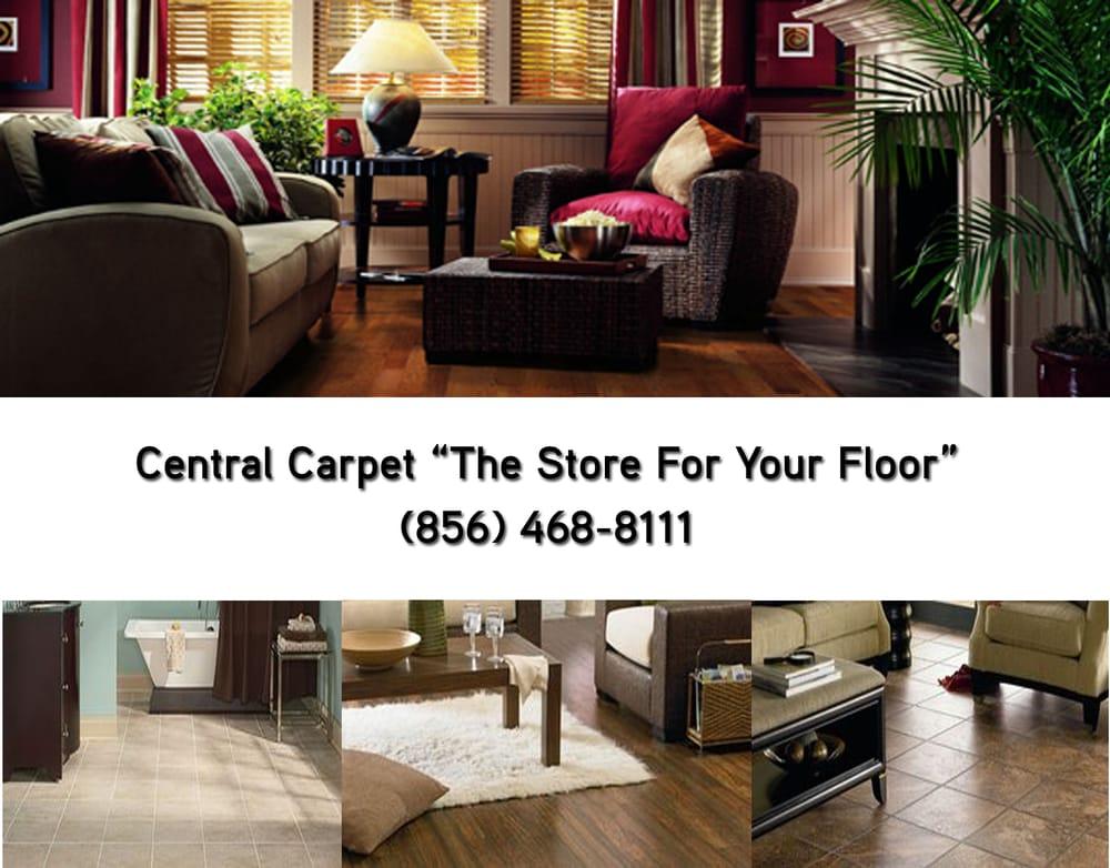 Central Carpet Care: 7 Main St, Mantua, NJ