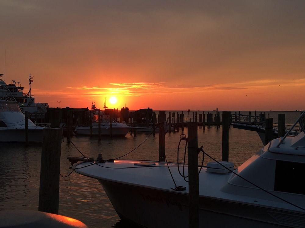 Open Water Grill: 58848 Marina Way, Hatteras, NC