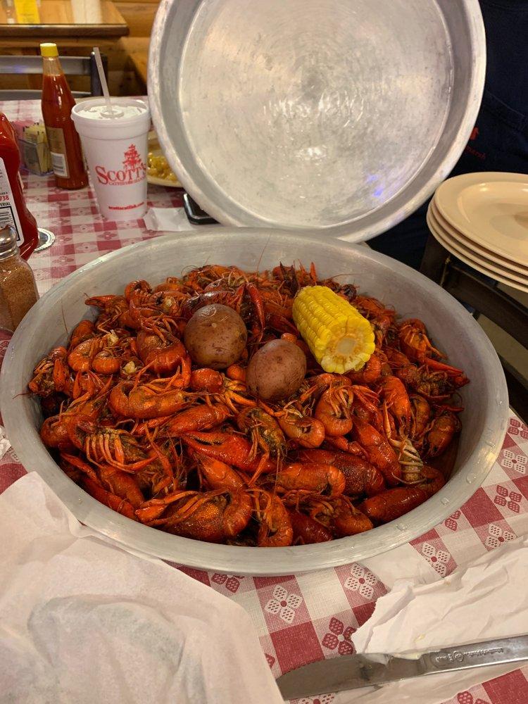 Food from Scott's Catfish & Seafood Of Ruston