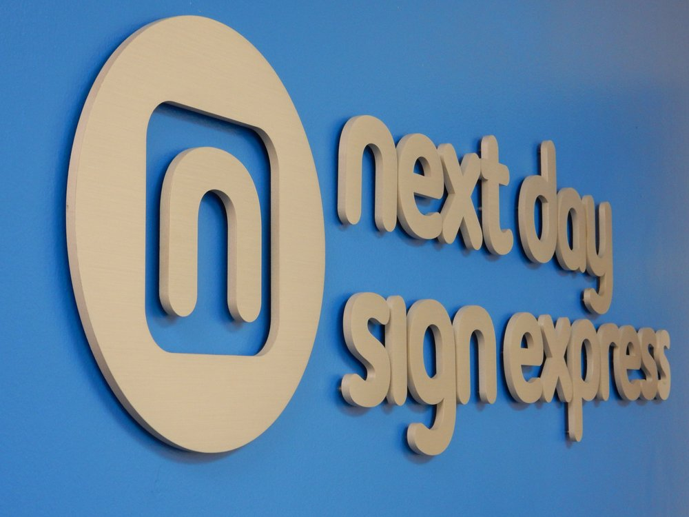 Next Day Sign Express: 1333 Connecticut Ave NW, Washington, DC, DC