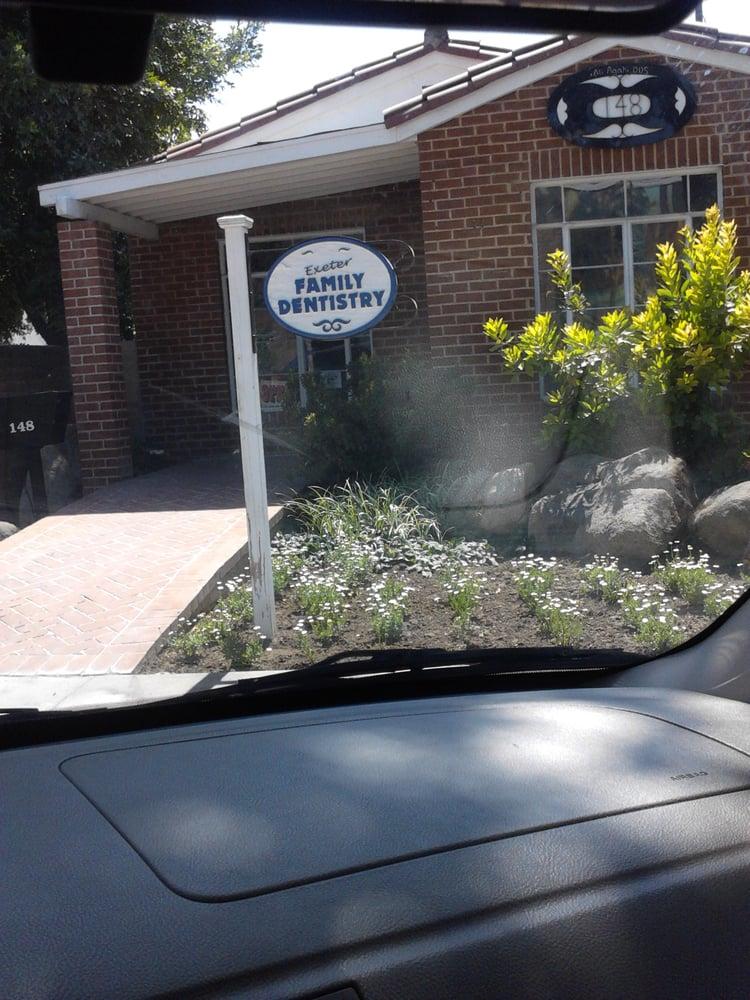 Exeter Family Dentistry: 148 N E St, Exeter, CA