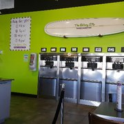 Frozen Yogurt Near Virginia Beach