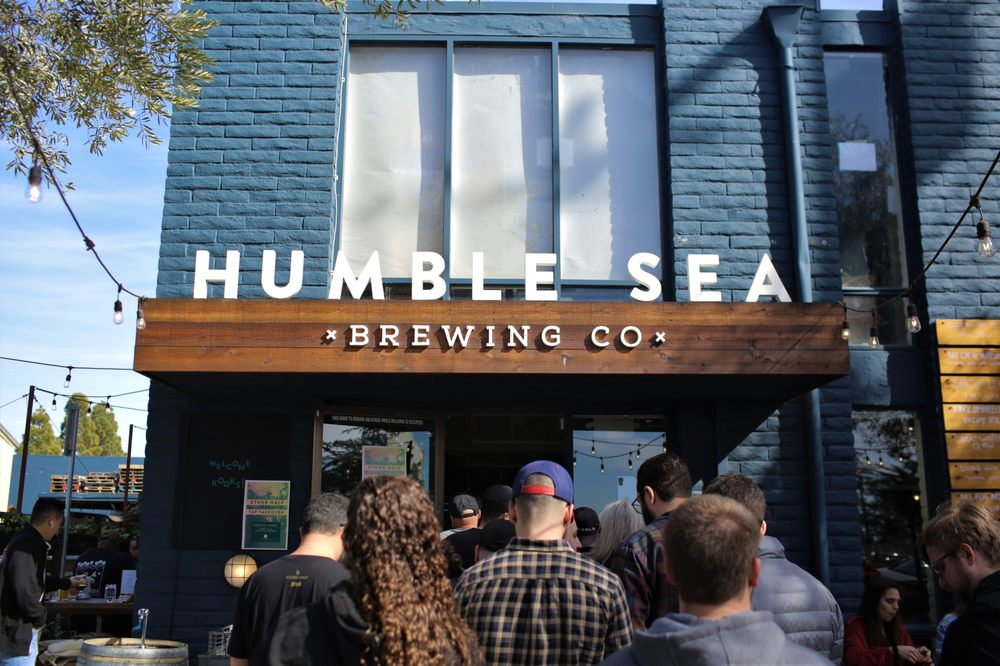 Humble Sea Brewery: 820 Swift St, Santa Cruz, CA