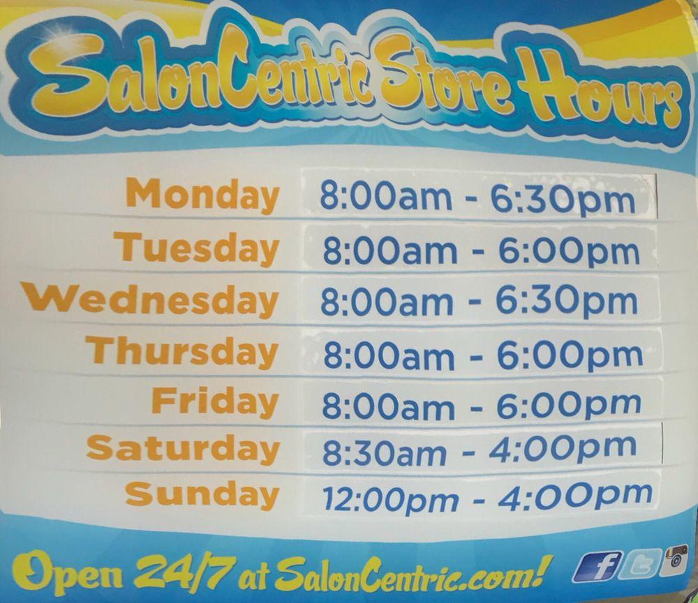 salon centric: 411 E Huntington Dr, Arcadia, CA