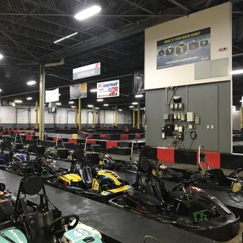 Full Throttle Indoor Karting - 60 Photos & 50 Reviews - Go