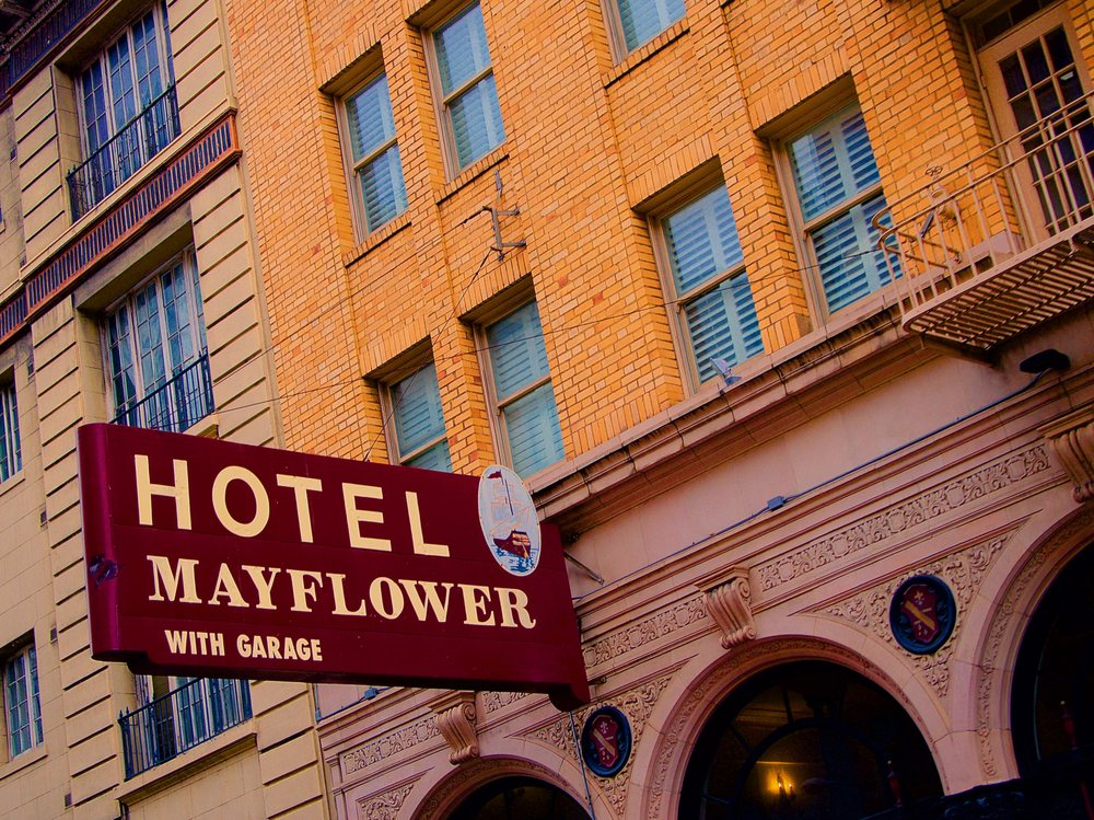 The Hotel Mayflower