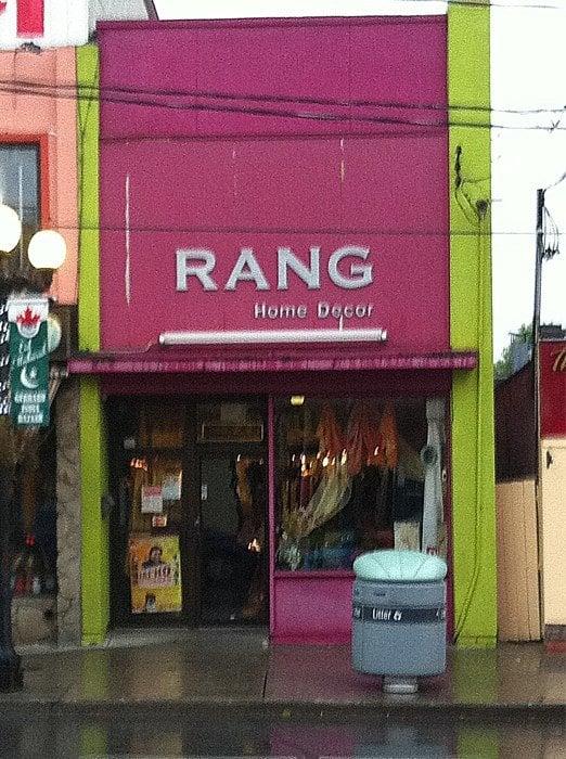 Rang Home Decor