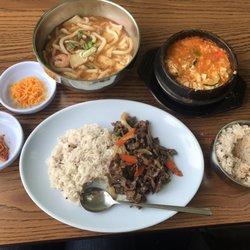 Photo Of Shin S Korean Restaurant Mount Pleasant Mi United States