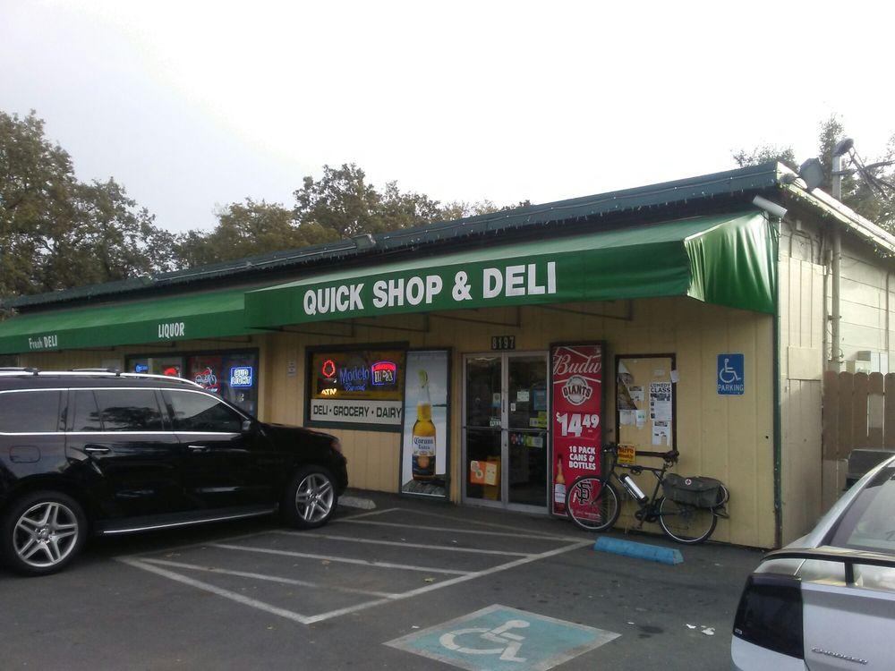 Quick Shop & Deli