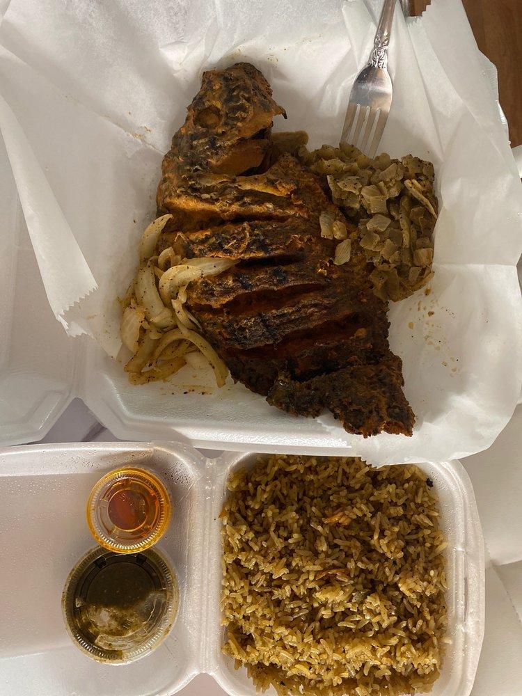 Chez Seneba African Restaurant: 5019 Poplar Level Rd, Louisville, KY