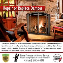 Stan's Fireplace & Chimney Service - Chimney Sweeps - Fenton, MI ...