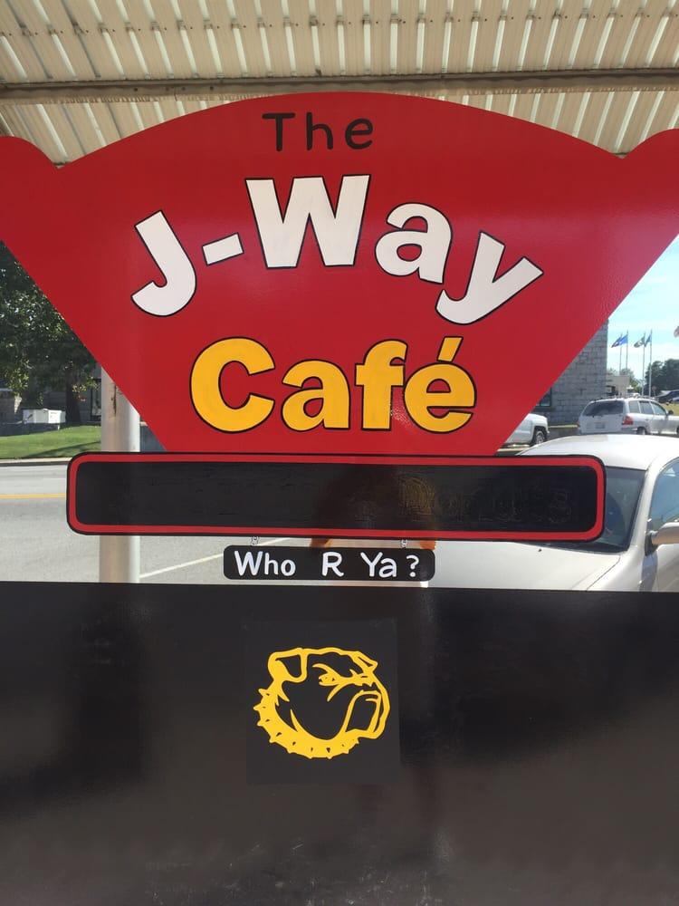 The J Way Cafe: 525 S Main, Jay, OK
