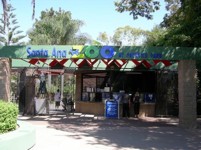 Photos For Santa Ana Zoo Yelp