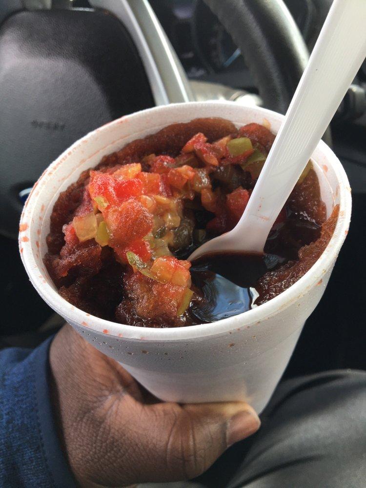 Tastee Ice: 1001 N I-35, DeSoto, TX
