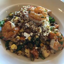 Quinoa salad shrimp yelp for 13 american table boca raton