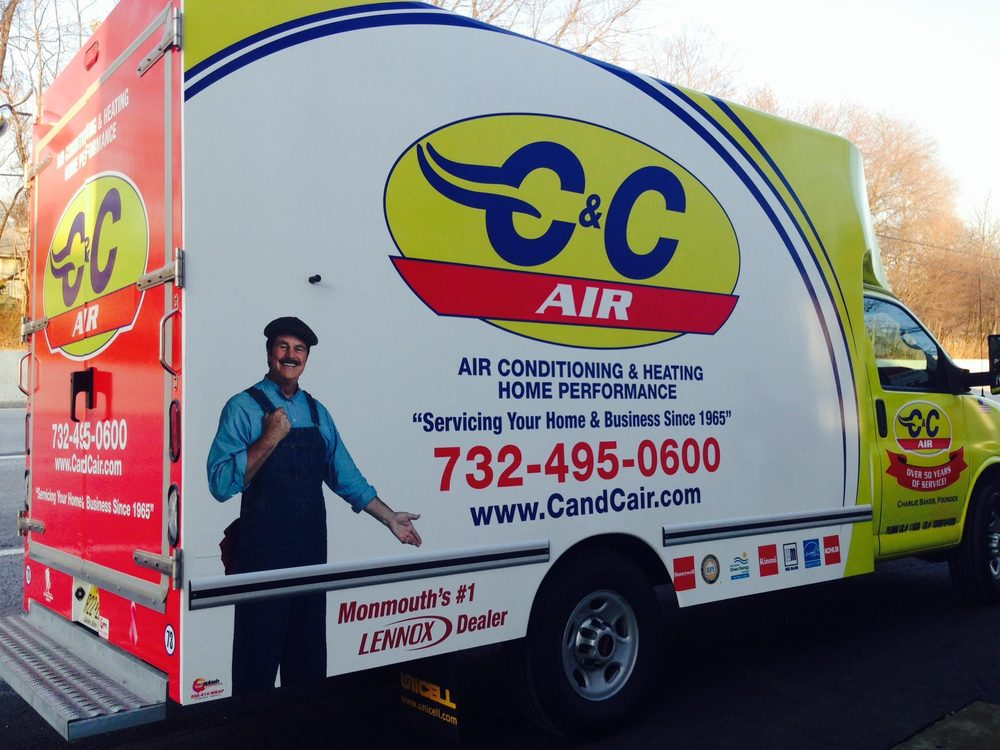 C&C Air Conditioning and Heating: 752 Hwy 36, Belford, NJ