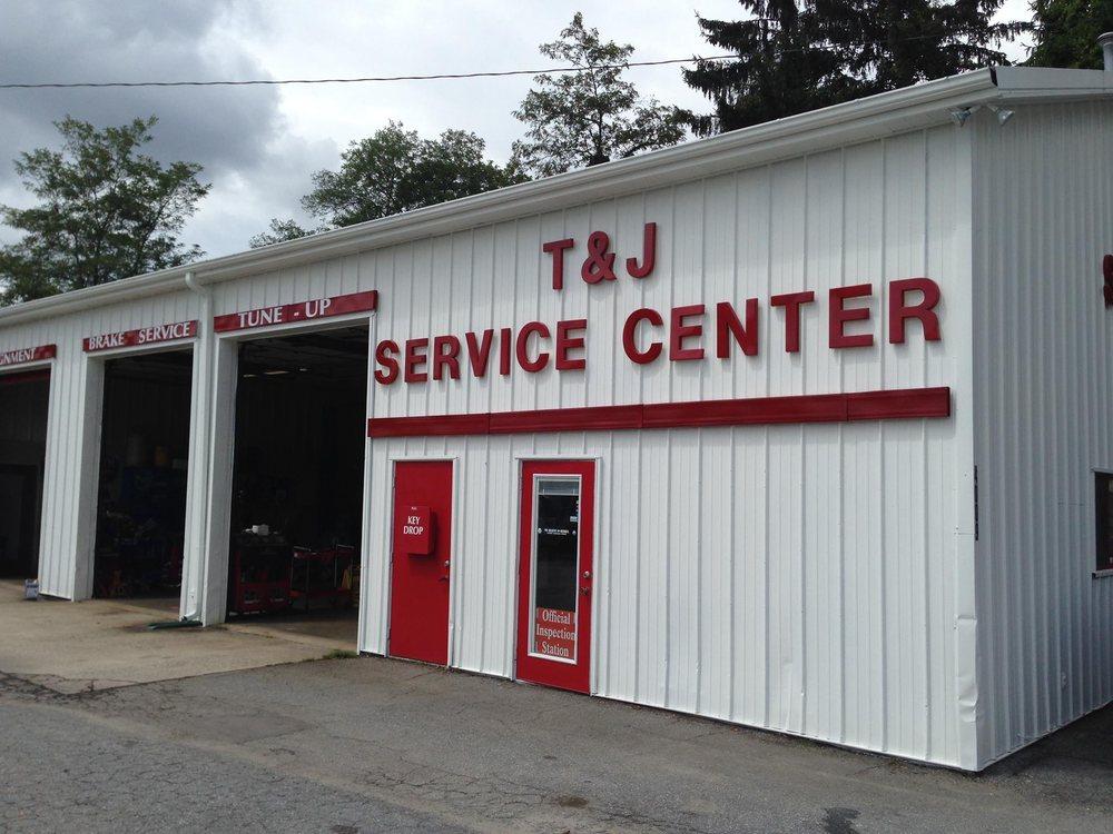T & J Auto Service - Auto Repair - 4009 Sweeten Creek Rd ...
