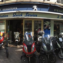 Academy Scooter Motorcycle Repair 42 Bd Beaumarchais Bastille